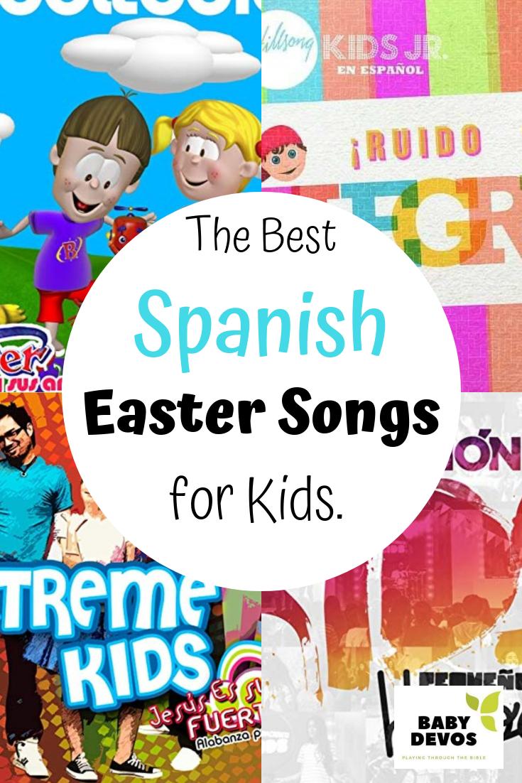 Youtube Easter Songs: The Best Spanish Easter Songs For Kids